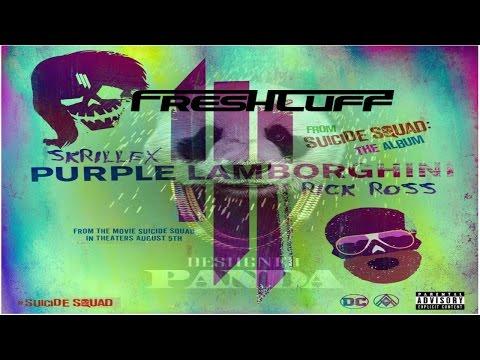 Desiigner X Skrillex & Rick Ross X ZABO X Dex Arson - Purple Panda (Freshtuff Mashup)