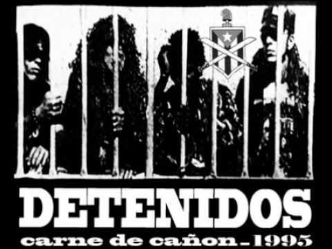 Download DETENIDOS - VIOLENCI DEL SISTEMA  ( punk cubano 1995 )