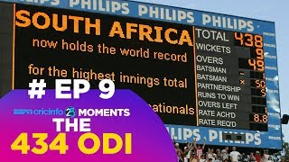 How 438 runs in ODI changed cricket (9/25)