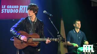 Jake Bugg - The man in the station en live dans Le Grand Studio RTL