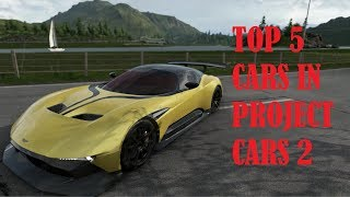 Top 5 Cars You Should Drive In Project Cars 2
