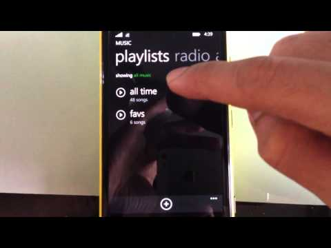 problems with xbox music on windows phone 8.1