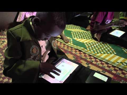Unicef Innovation: Learning at their fingertips in Sudan
