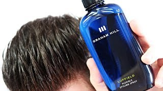 Graham Hill #8 | Luffield Flexible Styling Spray