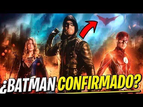 ¡BATWOMAN en el CROSSOVER de este año! ¿Y BATMAN? - The Flash Temporada 5 Crossover Arrow Supergirl