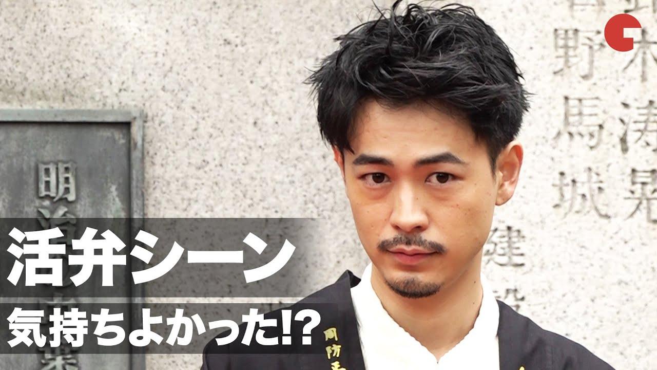 成田凌、活弁シーンは気持ちよかった!映画『カツベン!』大ヒット出陣 ...
