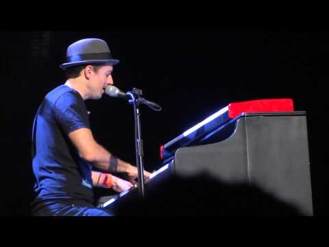 Mr Curiosity Jason Mraz And Raining Jane - Royal Albert Hall September 2014