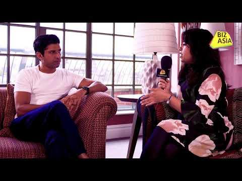 Part 1: BizAsia Meets Farhan Akhtar To Talk About His Debut Single & Album
