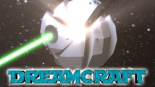 minecraft finale dream craft star wars modded survival ep 100 death star nuclear bombed