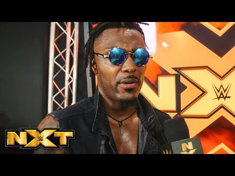 "Isaiah ""Swerve"" Scott tells you what to expect from his NXT debut: NXT Exclusive, July 3, 2019"