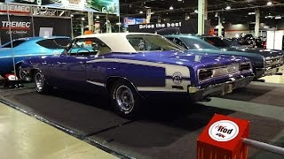 1970 Dodge Super Bee in Plum Crazy Purple & 440 Engine Sound on My Car Story with Lou Costabile
