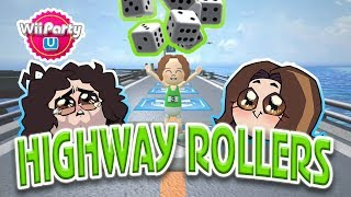 Highway Rollers - Wii Party U - Cradle 2 Tha Grave