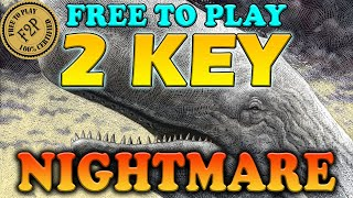 F2P Certified 2 KEY Nightmare Clan Boss Team! | Raid Shadow Legends