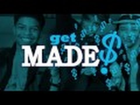GET MADE! Episode 03 Season 01 Santana Draper, Founder Paper Toy Clothing