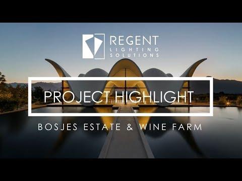Regent Lighting Solutions - Bosjes Estate & Wine Farm