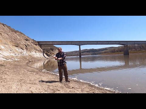 Montana Paddlefishing on the Missouri River 2020