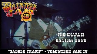 The Charlie Daniels Band - Saddle Tramp - Volunteer Jam IV