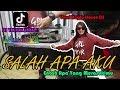 DJ Tiktok viral | Salah Apa Aku Entah Apa Yang Merasukimu Cover Versi Koplo House Feat. Masitoh