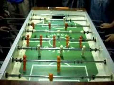 Finale Deutscher Meister Toernooi Spring Edition YouTube - Deutscher meister foosball table