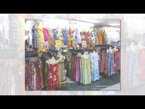 CHEAP SHOPPING STORES IN THE PHILIPPINES -THE MOST AMAZING ATTRACTIONS IN MANILA-