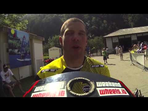 Megavalanche Alpe d'Huez 2013: Post Race with Dan Atherton