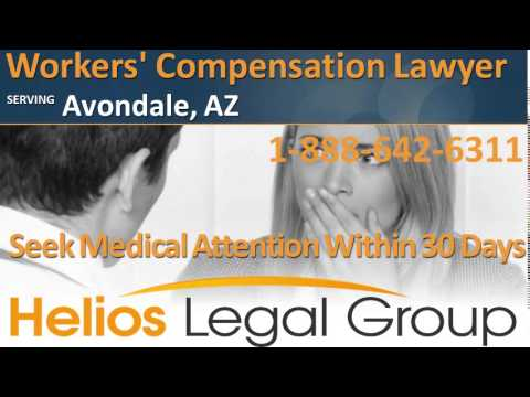 Avondale Workers' Compensation Lawyer & Attorney - Arizona