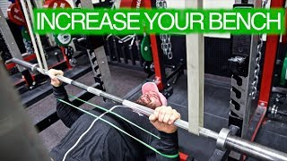THE BEST EXERCISE TO INCREASE YOUR BENCH PERIOD.