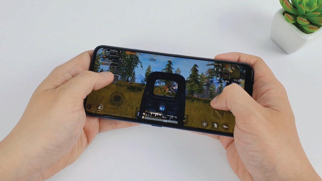 Nokia 8.3 5G test game PUBG Mobile | Snapdragon 765G , 8GB, 128GB - YouTube
