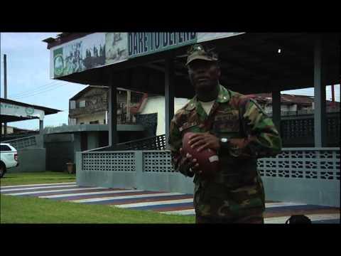 Maj. Gen. Darryl Williams Go Army Beat Navy