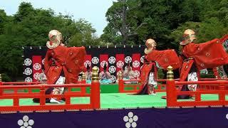 褁頭楽、雅楽、traditional japanese music、gagaku、美し国、三重、桑名、六華苑、2018春の雅楽会、多度雅楽会、時間18分31秒