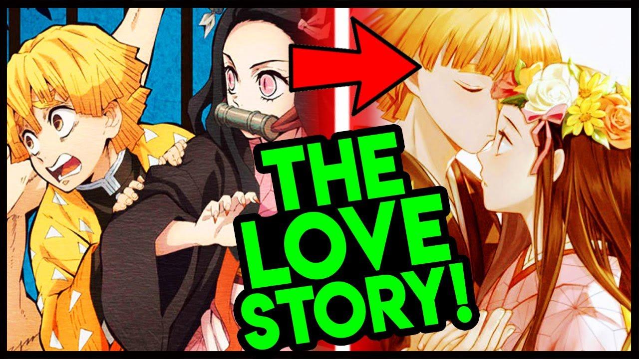 Zenitsu and Nezuko's Relationship Fully Explained! (Demon Slayer / Kimetsu no Yaiba)