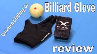 Billiard Glove Reviews