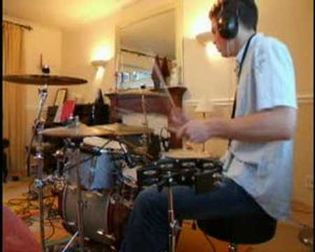 Timbaland Feat. One Republic - Apologise Drum cover
