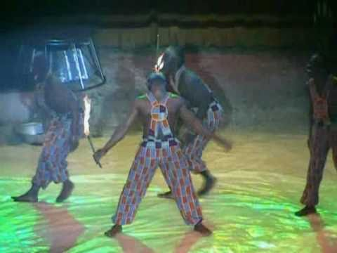 CIRCUS HERMAN RENZ 2010 GHANA ACROBATIC STARS THE BEST VIDEO