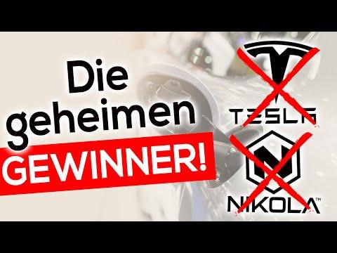 Die geheimen Gewinner des Elektroauto-Boom!