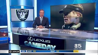 Longtime Raiders Scout Talks Gruden on Gameday