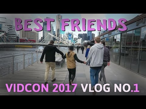 Welcome to the Jungle - Vidcon Australia 2017