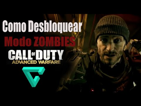 Como Desbloquear el Mini Modo  Zombies en Call of Duty®: Advanced Warfare