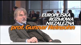 TYLKO U NAS - prof. Gunnar Heinsohn