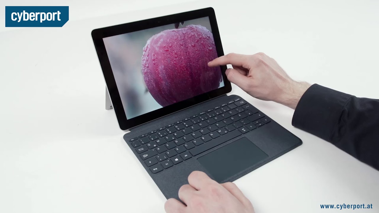 Microsoft Surface Go Test