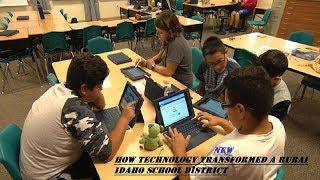 How Technology Transformed A Rural Idaho School District | MW NEWS|2018