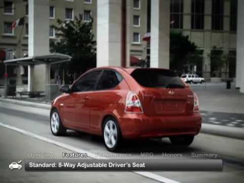 2008 Hyundai Accent Used Car Report