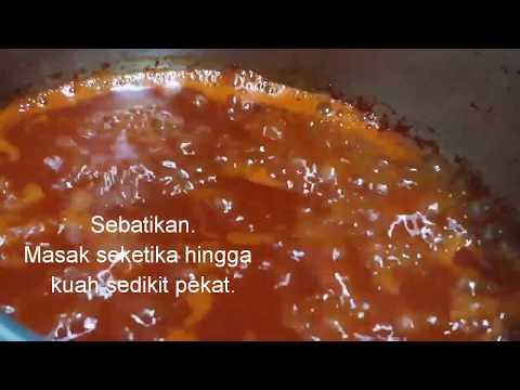 Acar Nenas Terengganu Youtube