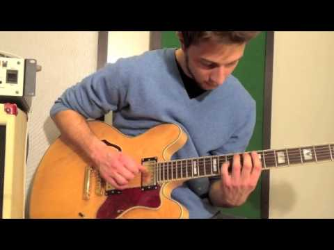 Affirmation guitar tutorialSimone Bortolami