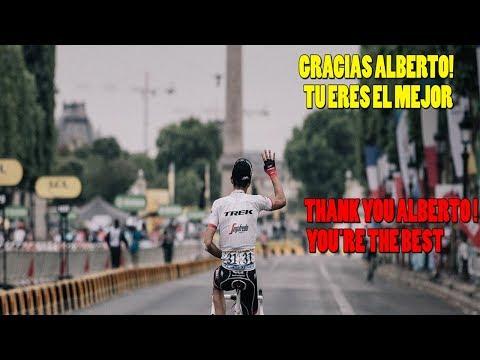 """Alberto Contador ● Gracias """"pistolero"""" ● Best-Of"""