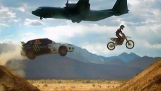 Ken Block Airfield Rallying (HQ) | Top Gear