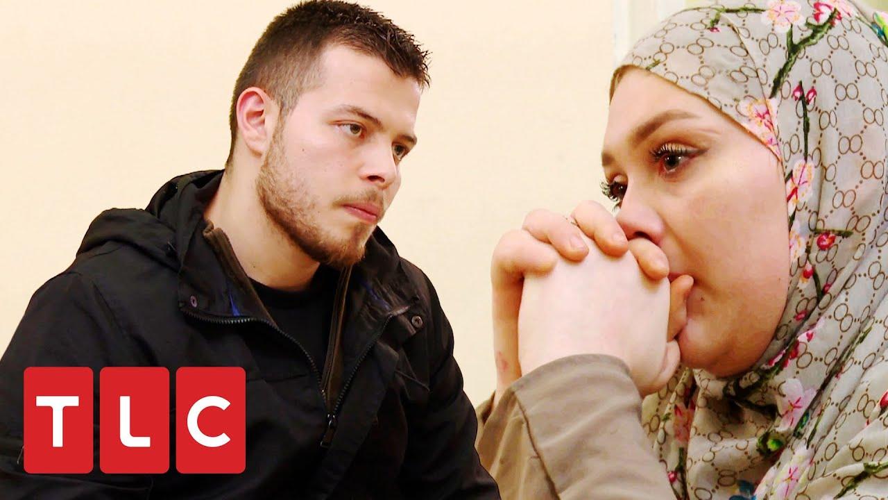 Avery regresa a Estados Unidos y a Omar parece no importarle | Todo en 90 Días | TLC Latinoamérica