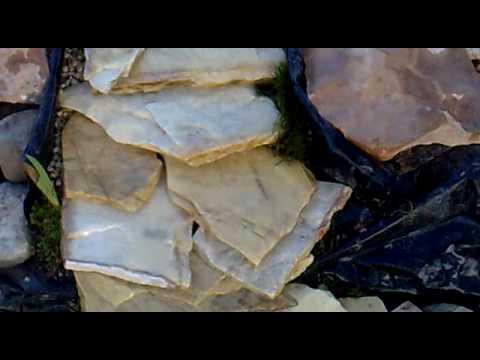 Cascada para youtube for Cascada estanque prefabricado