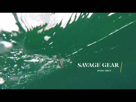 How Lures Swim: Savage Gear Panic Prey