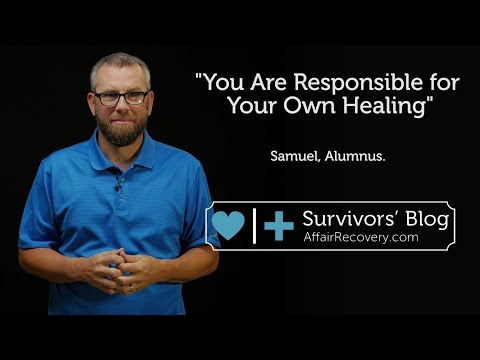 You Are Responsible for Your Own Healing